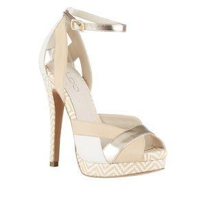 ALDO heels!! Only worn once!